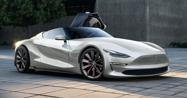 Elon Musk The Next Generation Tesla Roadster May