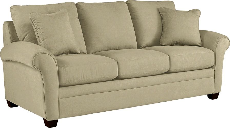 La Z Boy Natalie Sofa Covered In Performance Fabric