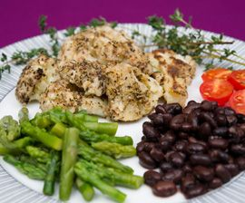 Herb Roasted Cauliflower And Bread Crumbs The Humane Society Of