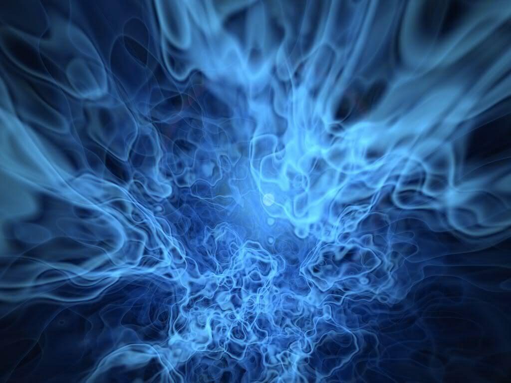 Blue Fire Dragon Flame 1024x768