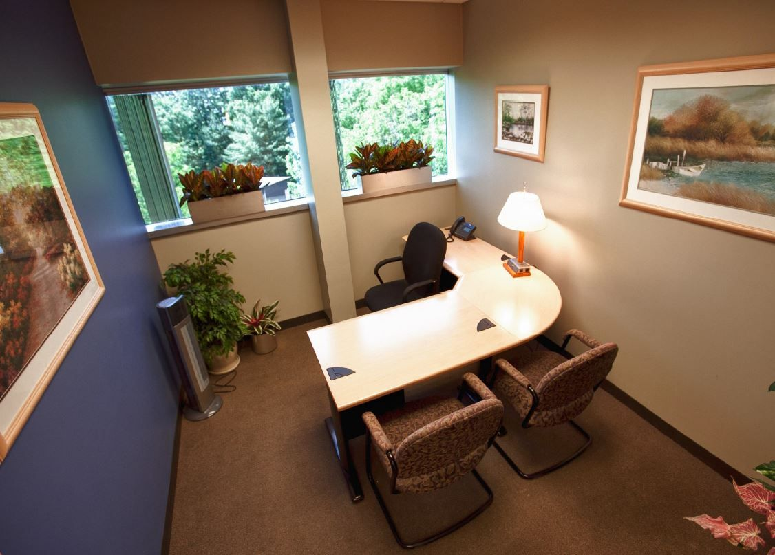 Grow Your Business We Will Do The Rest At Intelligent Office Of Red Bank We Have A Variety Of Vir Virtual Office Office Space Solutions Shared Office Space
