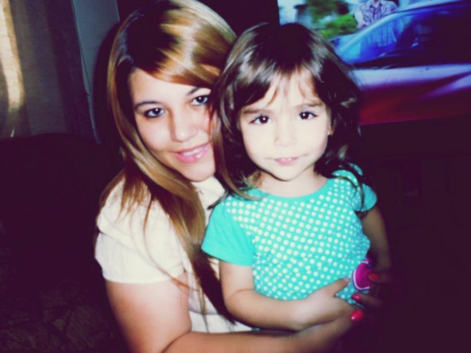 Minha linda sobrinha ♥