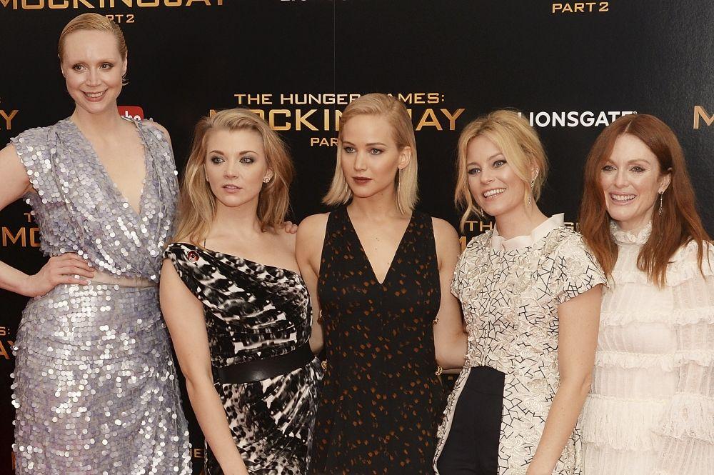 5th Nov   'Mockingjay: Part 2' London Premiere