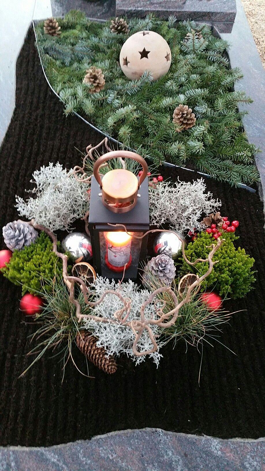 Deko Fürs Grab : grabgestaltung im winter grabgestaltung grabgestaltung ~ Yuntae.com Dekorationen Ideen