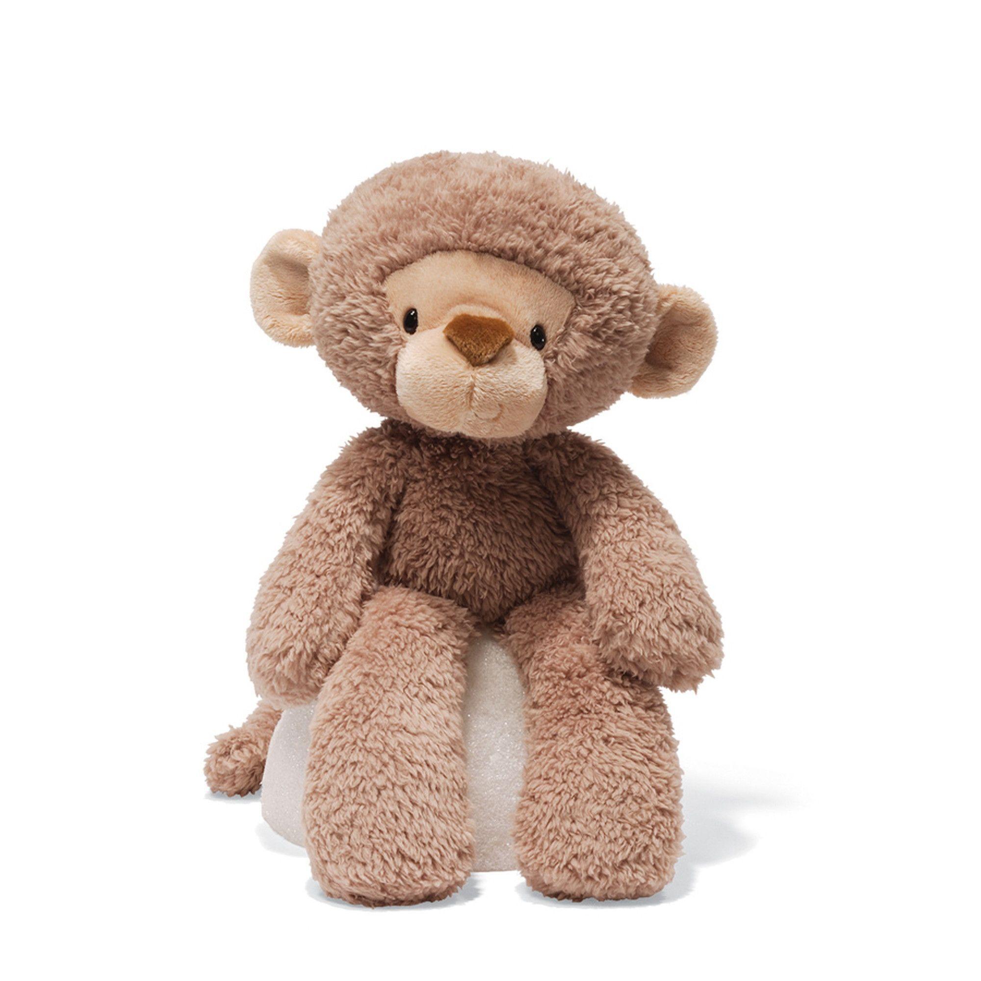 Fuzzy Plush Toys Monkey stuffed animal, Monkey plush toy