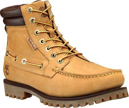 Explore Timberland Mens, Waterproof Boots, and more! Timberland Oakwell 7-Eye  Moc Toe - Wheat ...