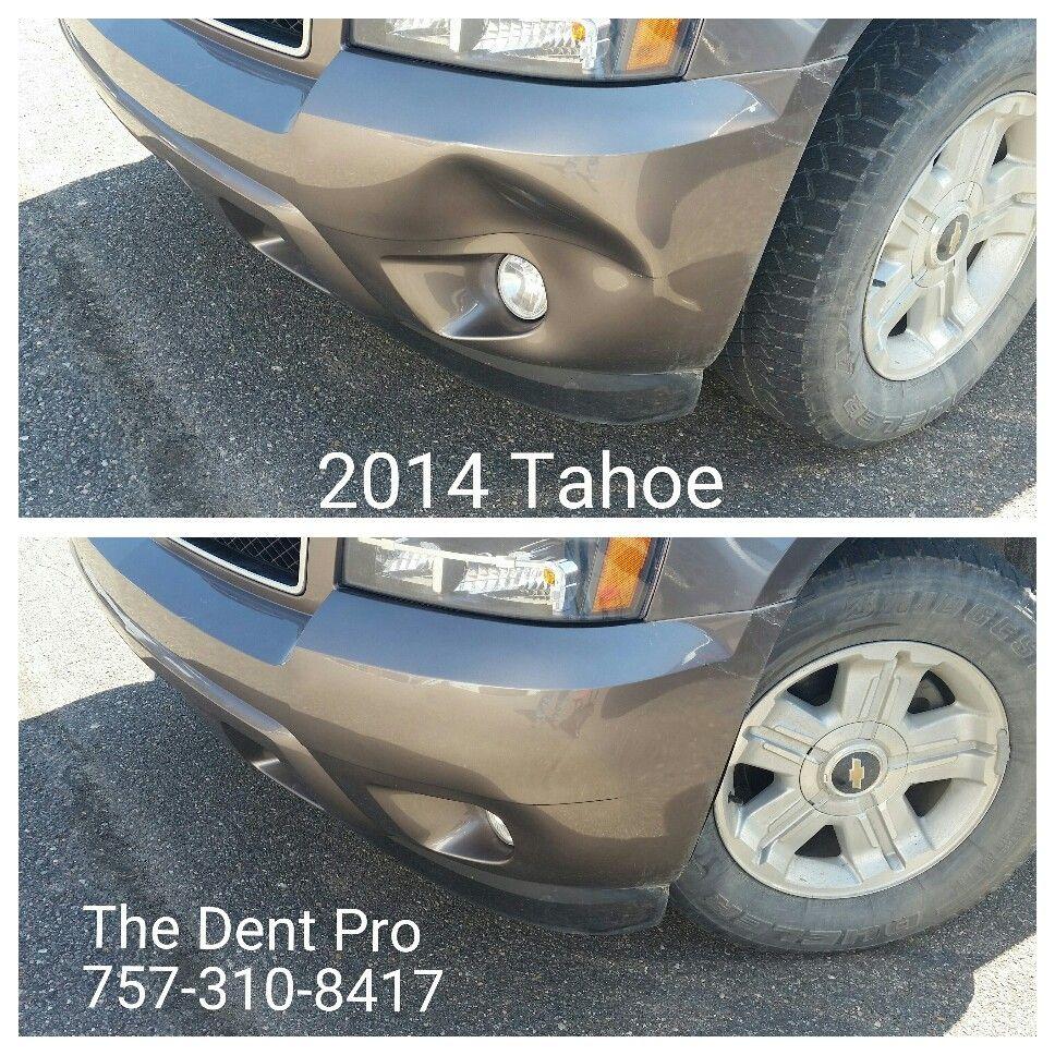Plastic bumper repair  | Paintless Dent Repair and Plastic