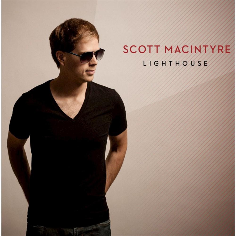 Scott MacIntyre - Lighthouse (CD)