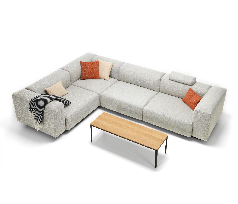 Soft Modular Sofa 3 Seater Corner Element Designer Sofas From