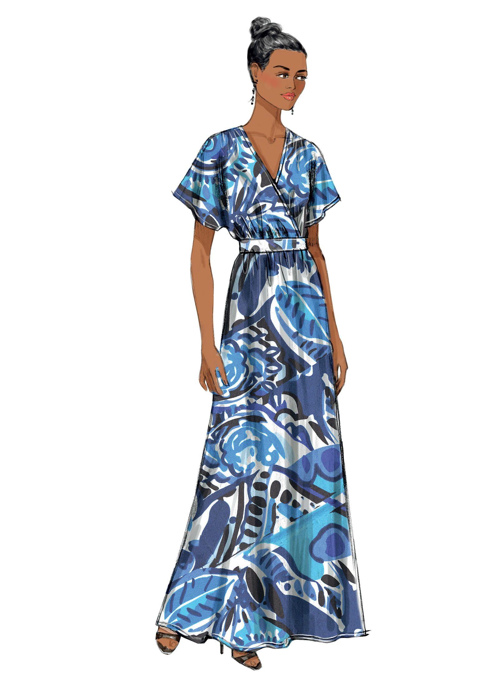 B6051 | Butterick Patterns | Dear Fairy Godmother... | Sewing ...