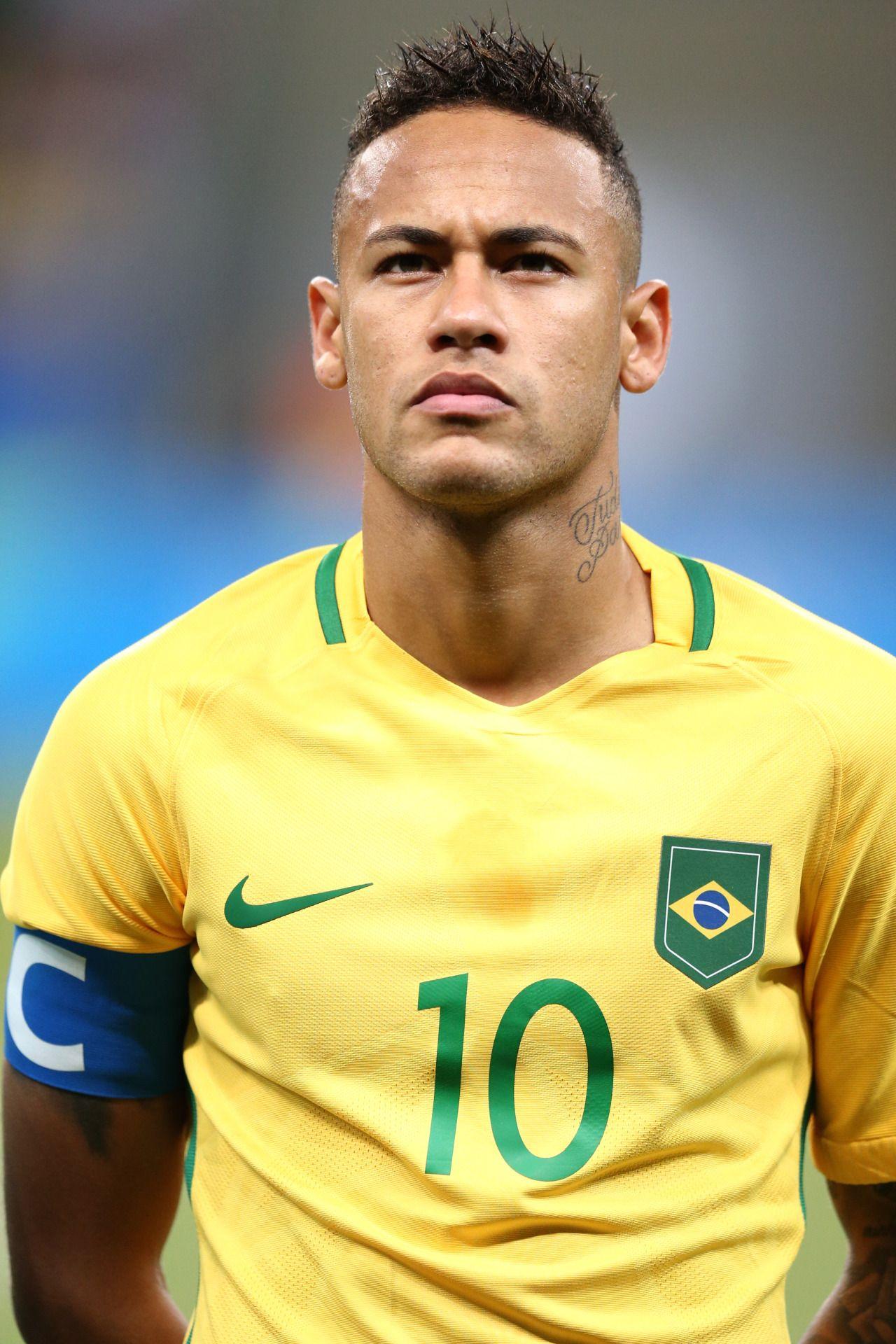 Neymar 10 Brazilian National Team Captain