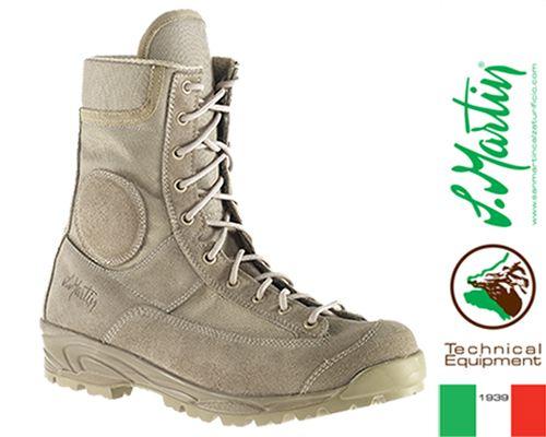 Stivali Militari San Martin 132 CFX Vibram