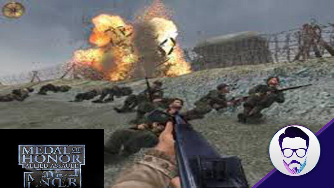 تحميل لعبة ميدل اوف هونر كامله Medal Of Honor Allied