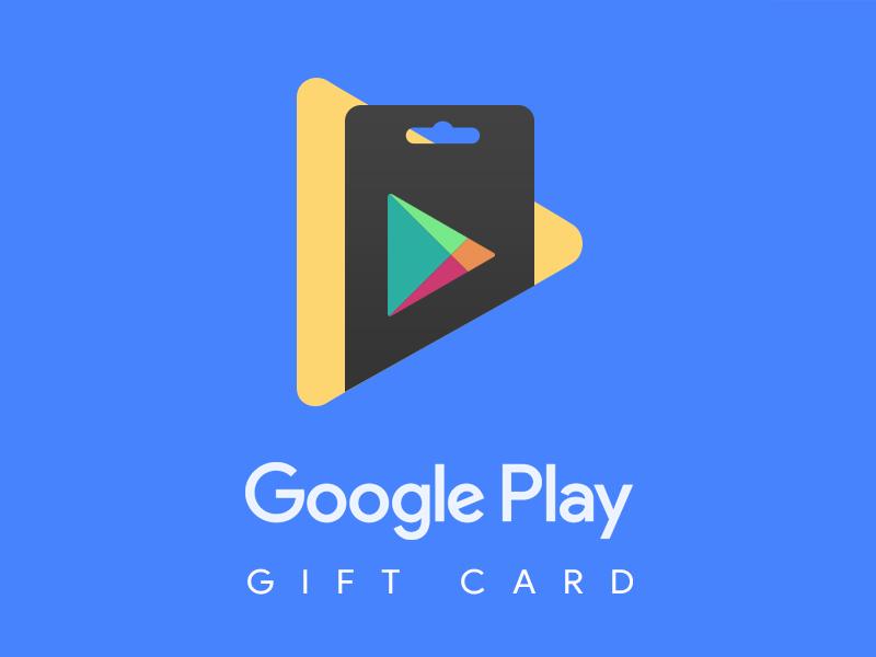Google Play Gift Card Logo Google Play Gift Card Gift Card Generator Gift Card Giveaway
