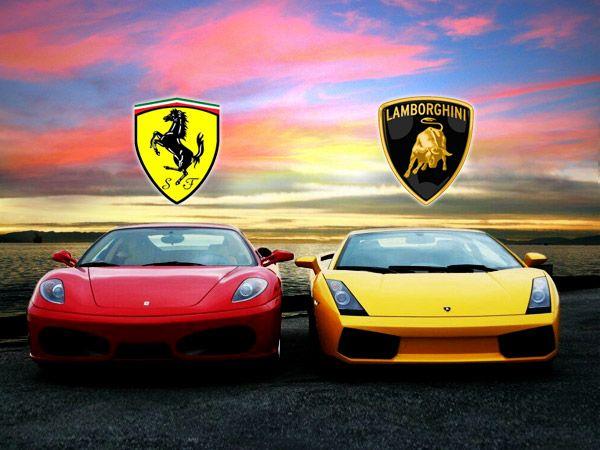 las mejores noticias autos deportivos ferrari vs lamborghini de todo pi. Cars Review. Best American Auto & Cars Review