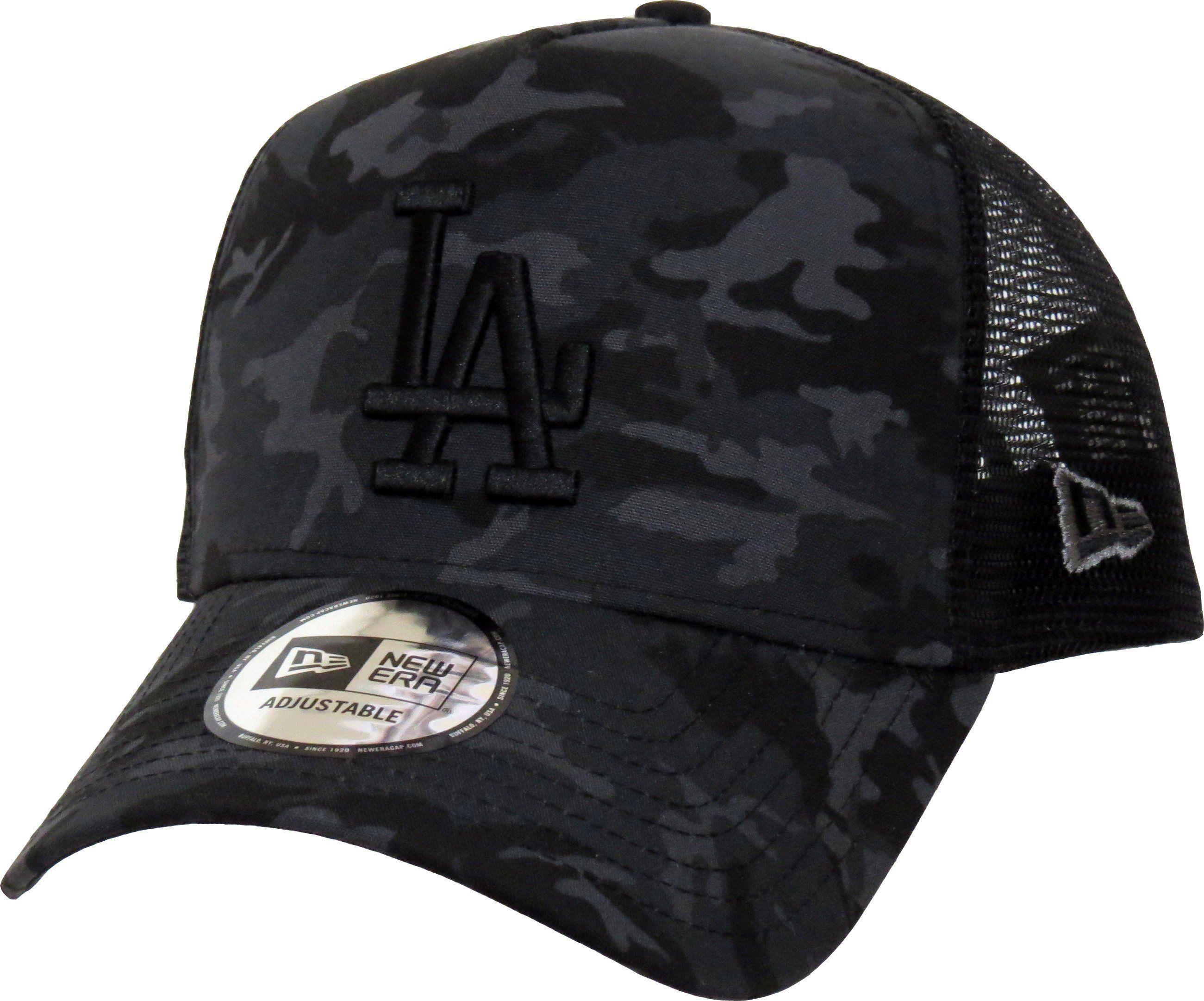 LA Dodgers New Era Camo Team Trucker Cap – lovemycap  96a7ed91e34