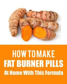 Homemade fat burners