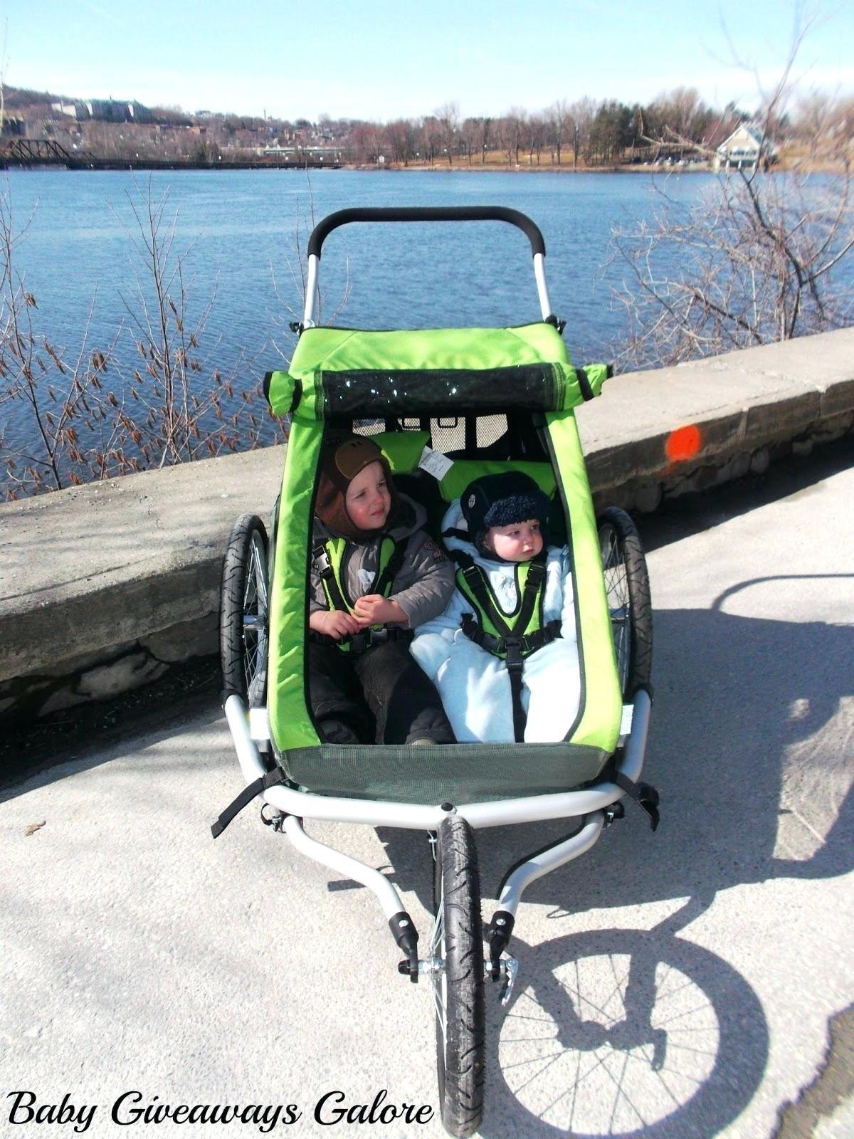 Baby Trend Kinderwagen Croozer Kid Fur Jogger Kinderwagen