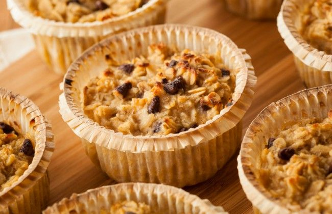 Gluten-Free Pumpkin Power Muffins