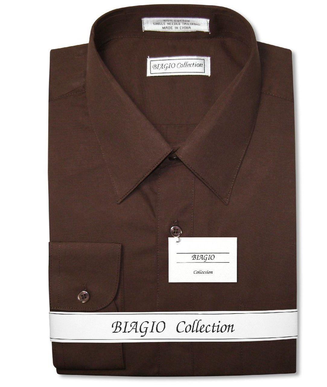 26+ Brown dress shirt information