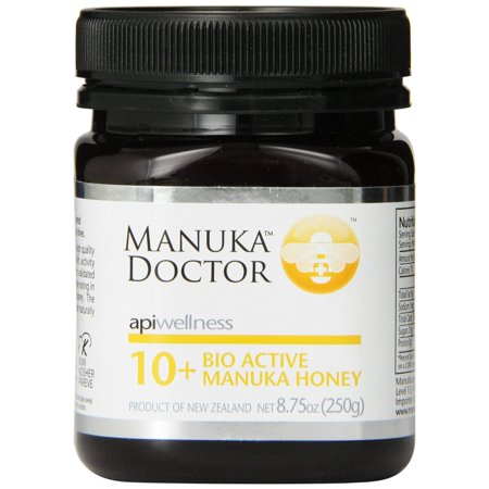 Manuka Doctor Bio Active 10+ Manuka Honey, 8 75 Oz in 2019