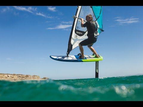 Slingshot Introduit Son Programme Windfoil Planche A Voile Surf