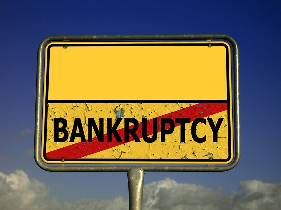 Did You Know That Chapter7 Is The Most Common Type Of Bankruptcy Http Www Burgalaw Com Bankruptcy Economic Collapse Prepping Insolvency
