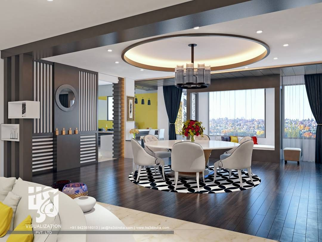 HS3D Visualization PVT LTD is an Indian creative group which ...
