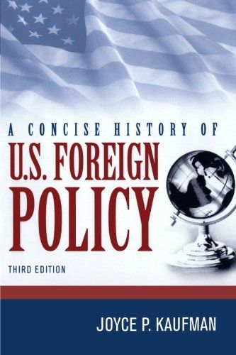 Download free A Concise History of U S  Foreign Policy pdf