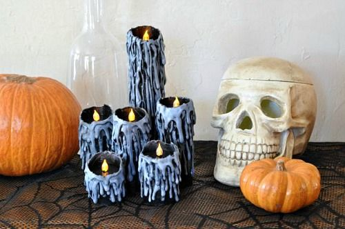 15 Frightfully Fun DIY Halloween Decorations Halloween garland
