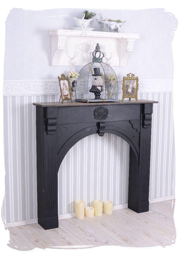 nostalgie manteau de chemin e d co console la vintage en. Black Bedroom Furniture Sets. Home Design Ideas