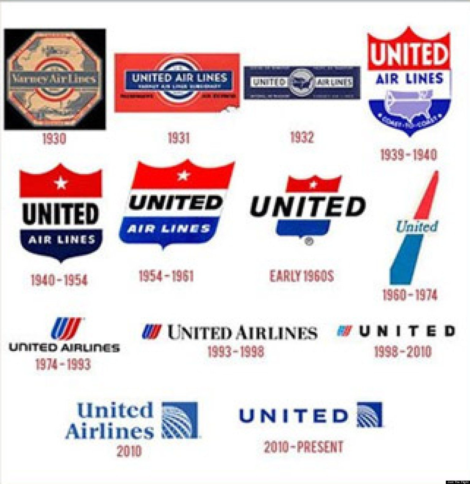 OLD LOGO UNITED AIRLINES BOEING 777 IS COMING BUMPER STICKER