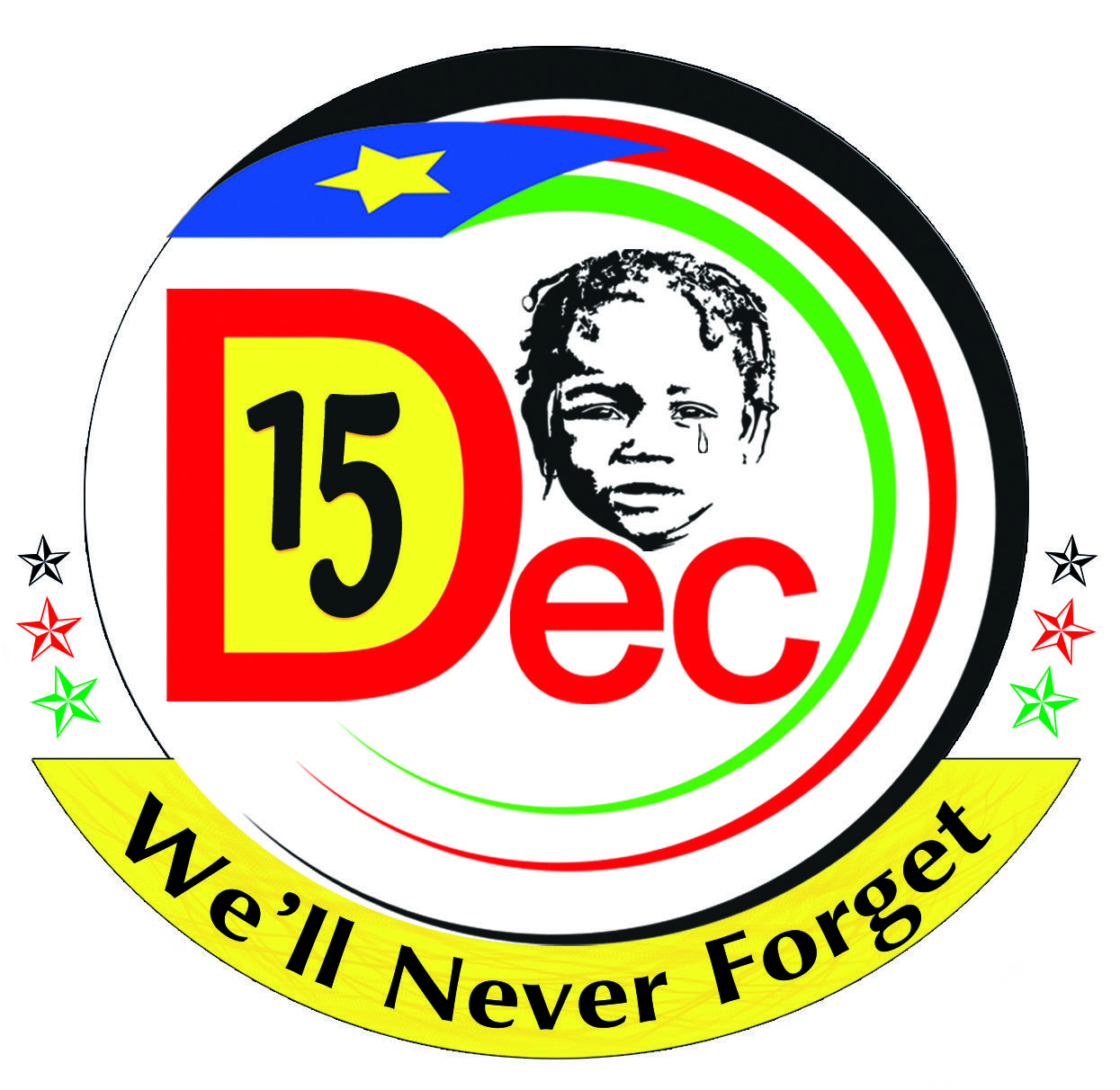 SOUTH SUDAN THIRD COMMEMORATION OF THE DECEMBER 2013 GENOCIDE ANNIVERSARY!