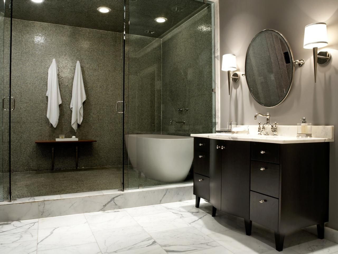 Explore Options For A Bathroom Layout Planner, Plus Check Out Helpful  Pictures From HGTV Remodels.