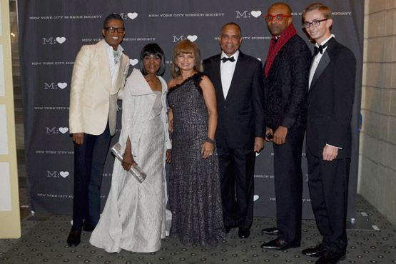 The Chenaults with Ms  Cicely Tyson and friends  | Black