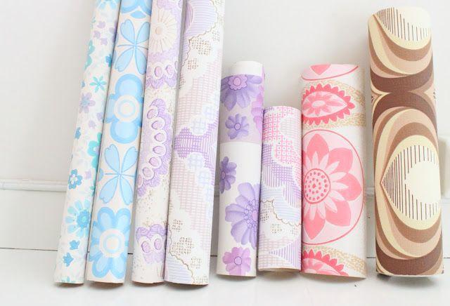 Sukkertøy for øyet: pretty paper x