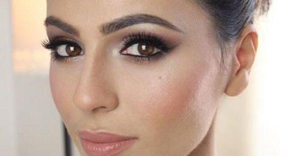 Maquillaje para boda que puedes hacer tú misma!   Maquillaje, Makeup and Wedding makeup