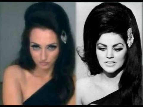 Priscilla Presley 60 S Transformation With Images 70s Hair And