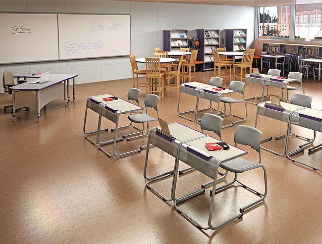 Classroom Furniture School Information Commons