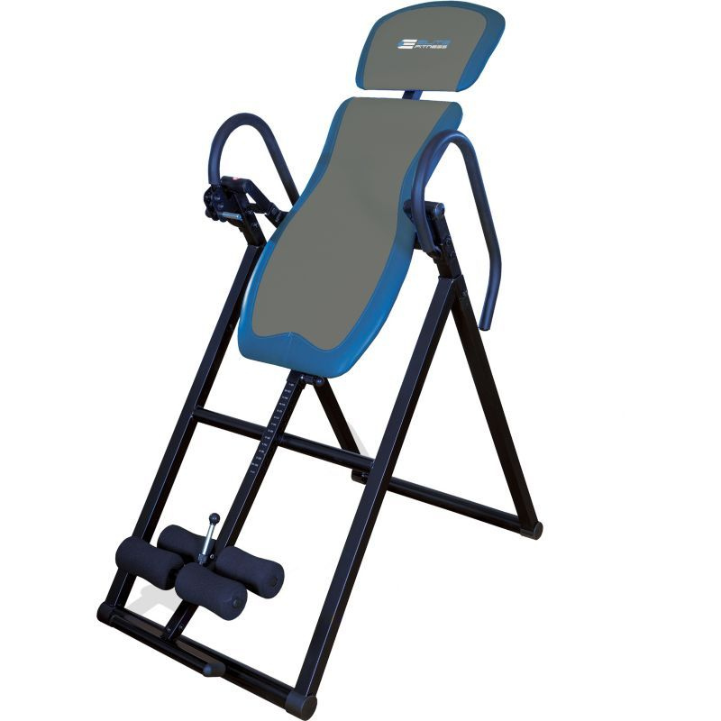 Elite Fitness IT9630 Deluxe Inversion Table Blue (With images) Inversion table Elite fitness