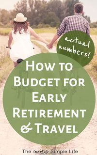real life budgets series early retirement with a child in college