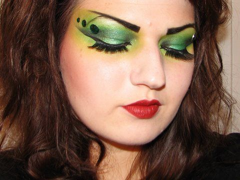halloween witch makeup Fantasy Makeup Pinterest Maquillaje - maquillaje de bruja