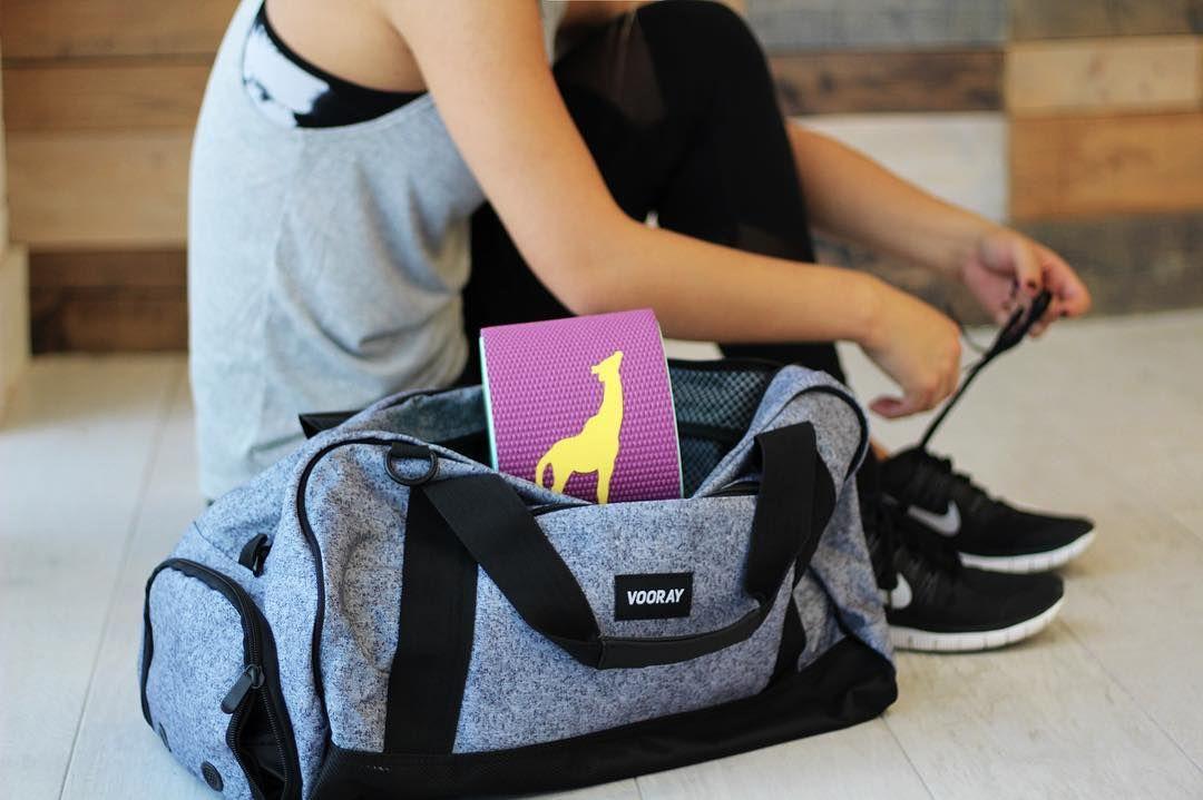 7e52278507a4 vooray gym bag