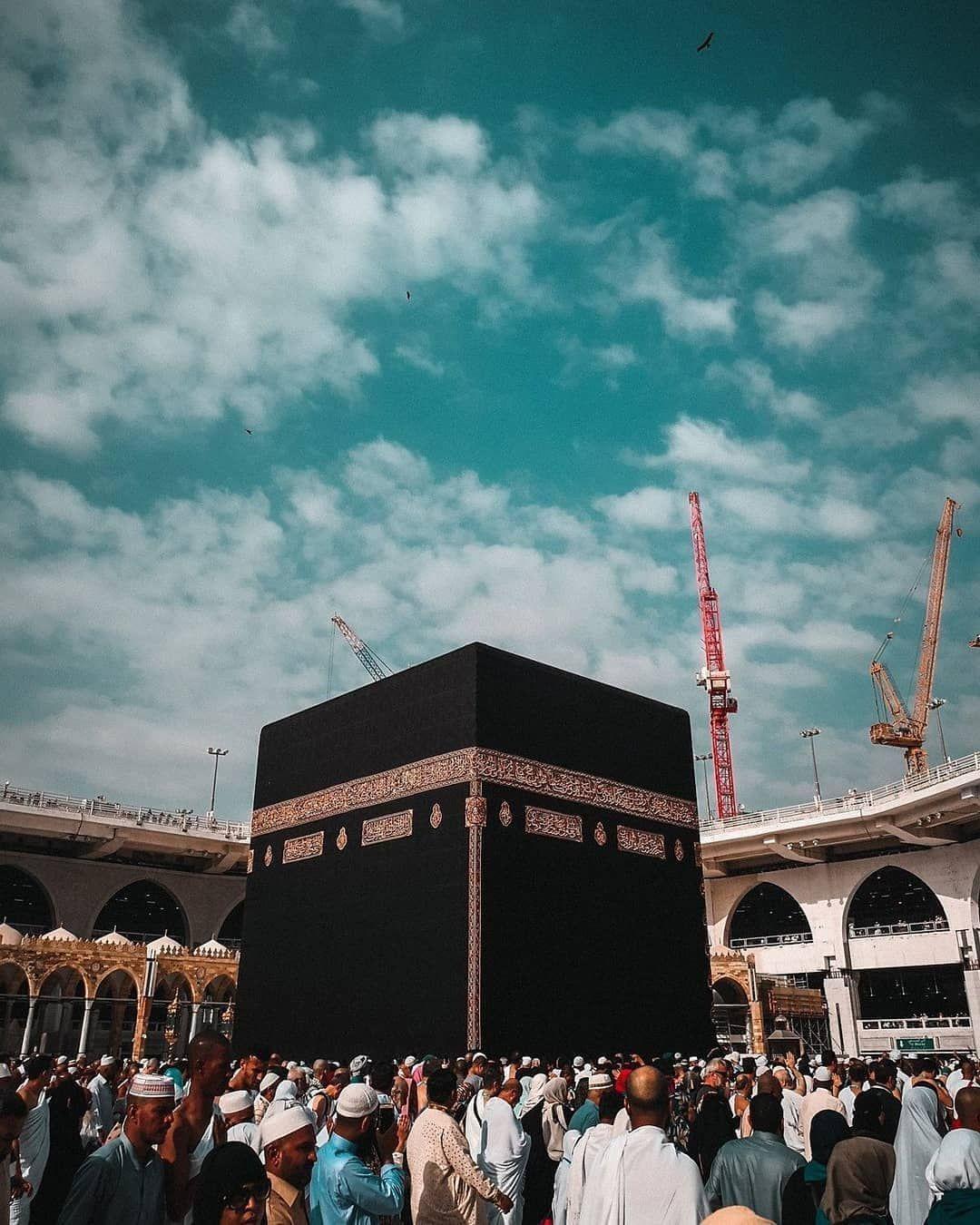 10 1k Likes 102 Comments Makkah Madinah مكة مدينة Makkah Madinah On Instagram The Thing About ʾiman Is Gambar Kota Pemandangan Arsitektur Islamis