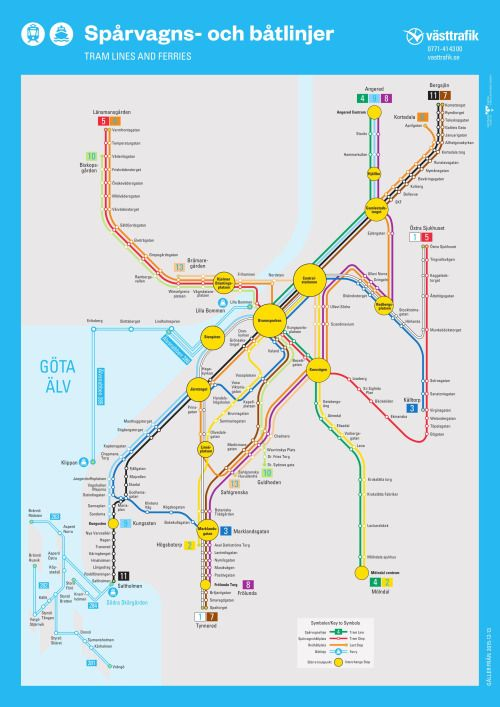 Göteborg Transit Maps Pinterest Gothenburg - Sweden map gothenburg
