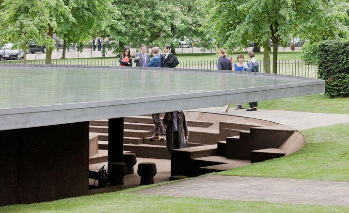 Serpentine Gallery Pavilion 2012, by Herzog & de Meuron and Ai Weiwei   Architecture   Wallpaper* Magazine