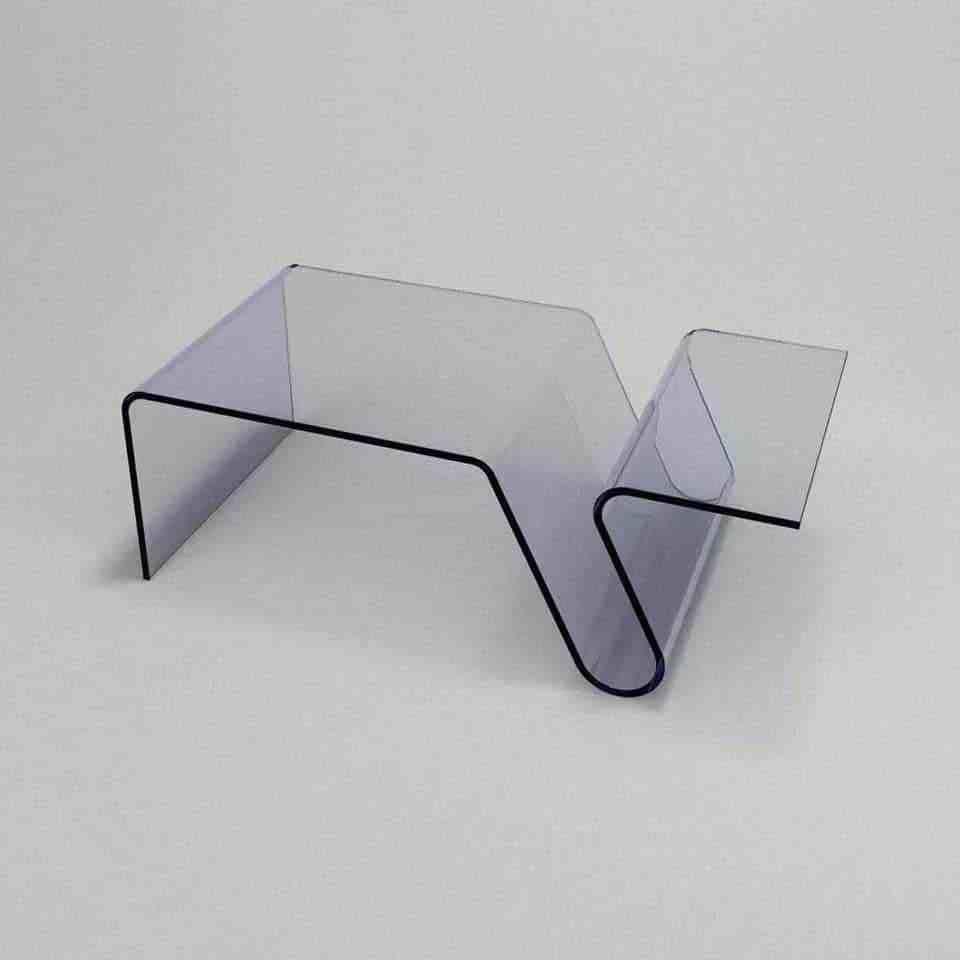 Cleo Curved Glass Coffee Table Klarity Glass Furniture Glass Coffee Table Coffee Table Glass Furniture [ 960 x 960 Pixel ]