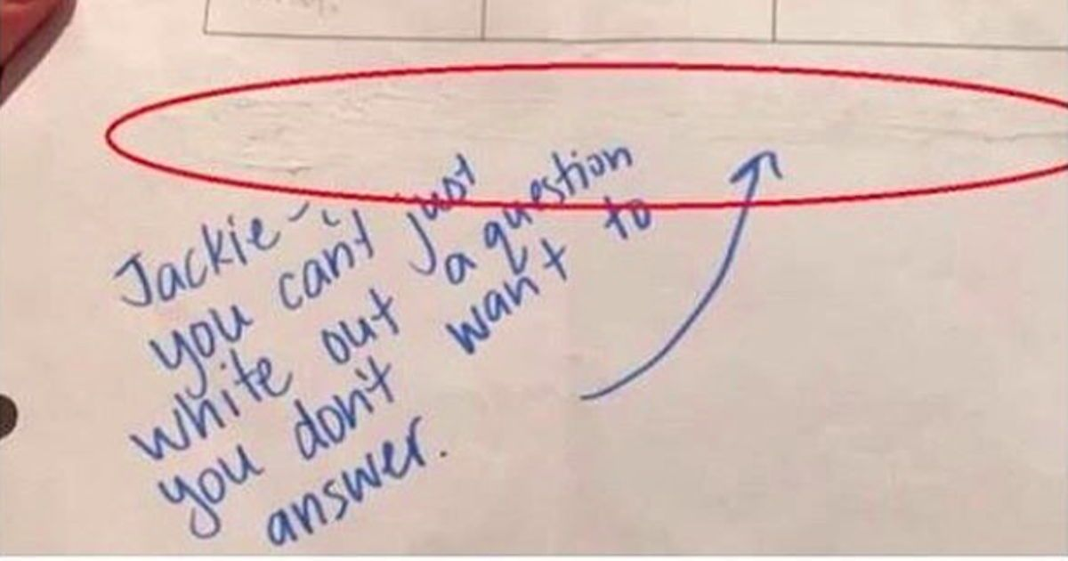 New Funny Kids 14 Funny Test Answers From Kids Who Are Wise Beyond Their Years 14 Funny Test Answers From Kids Who Are Wise Beyond Their Years 4