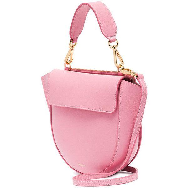 pink Hortensia mini leather shoulder bag - Pink & Purple Wandler Outlet With Paypal Order Online u9rlIeQhOc