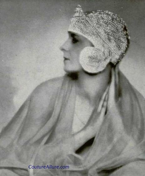 Judith barbier hat, 1926